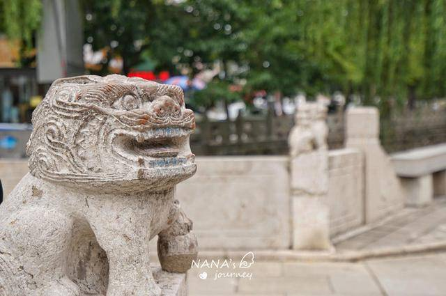 原创             曲阜孔庙,中国四大文庙之一,内有众多名贵古树和珍贵遗迹