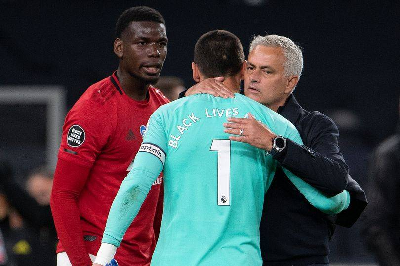 穆帅在曼联与博格巴闹翻,仍高度评价他!