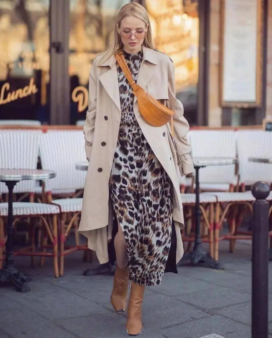 今天穿什么吗?早秋最潮穿搭,你值得拥有!