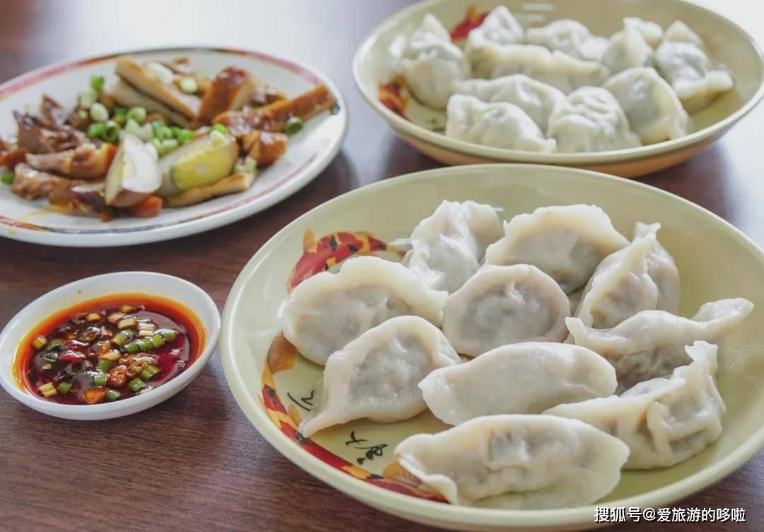 中华美食的名片,好吃不过一盘饺子