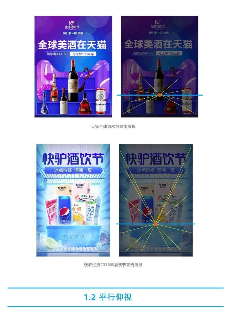 电商设计 | Banner设计中的空间陈列法