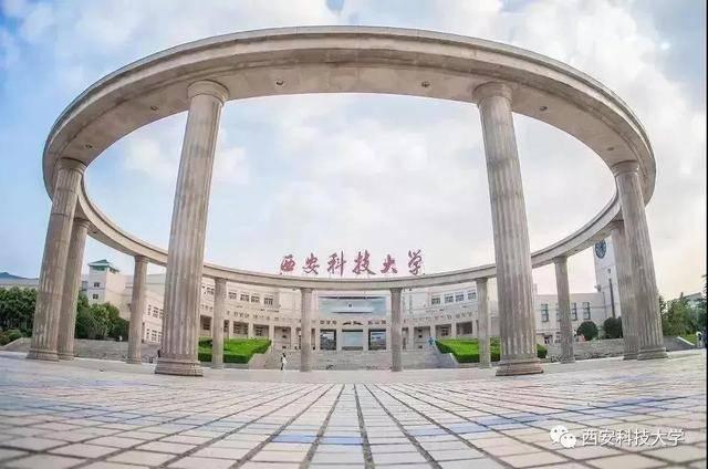 西安科技大学排名_西安科技大学