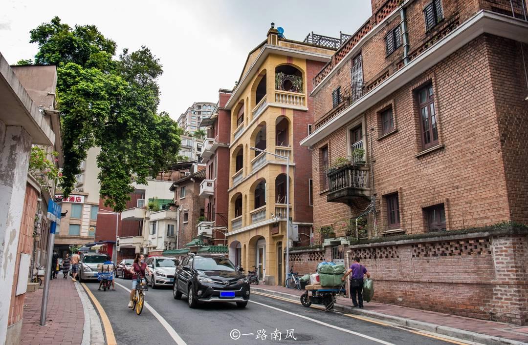 原创             广州最大的民初豪宅区,曾以东山少爷闻名,每座旧楼都价格不菲