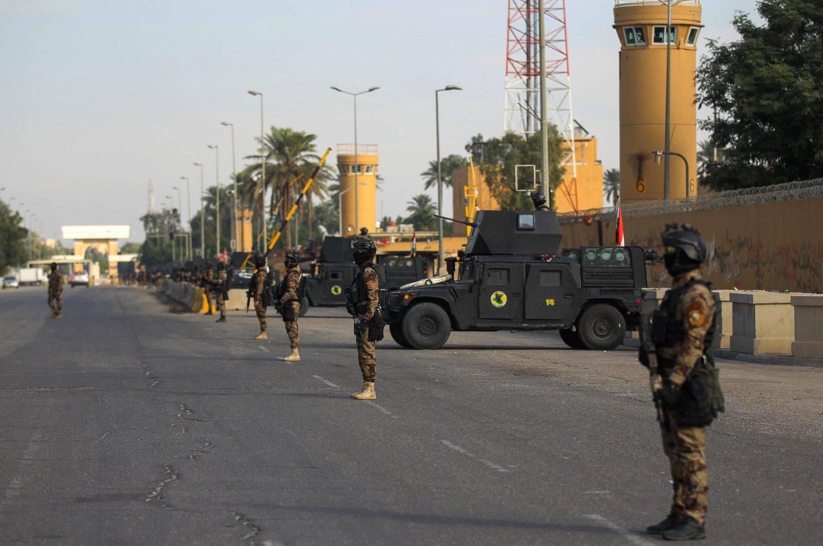 伊拉克内部矛盾缘何形成对驻伊西方国家目的的袭击?_爱游戏体育(图1)