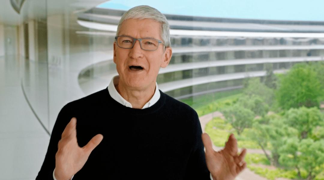 iPhone 12缺席了,但苹果的新故事值得一听