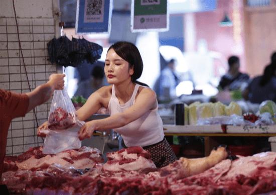 """原创             猪肉价格彻底告别""""20元时代"""",塌方式下跌?"""