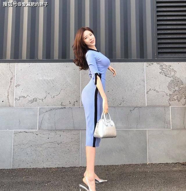 韩国健身女神米娜,王思聪夸赞不已,光是身材就值2个亿
