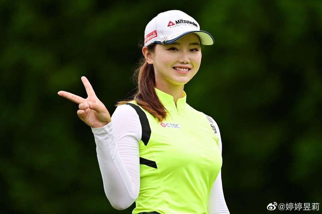 女子日巡迪桑特赛东浩子领跑 中国双姝均遭淘汰