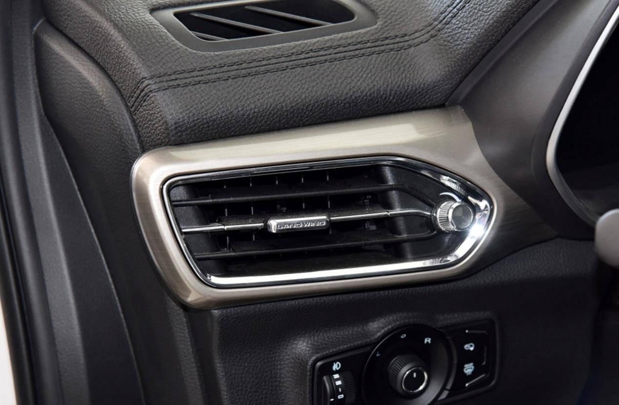 原Landwind还在垂死挣扎,荣耀SUV推出。虽然起价89900,但是不会好卖
