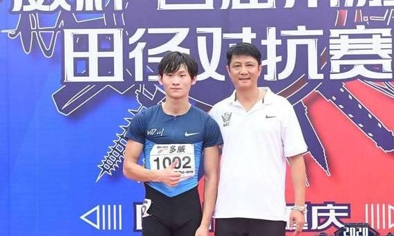 世界田联承认何宇鸿成绩 中国百米赛季最佳10秒18