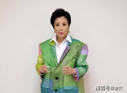 63岁下嫁穷小子,终身不孕,73岁汪明荃凭什么活成了TVB一姐?