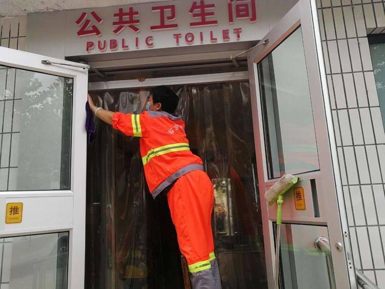 主力军尽锐出战_城管人闯关夺旗----鹿泉区城管局全面推进国家卫生城市创建纪实