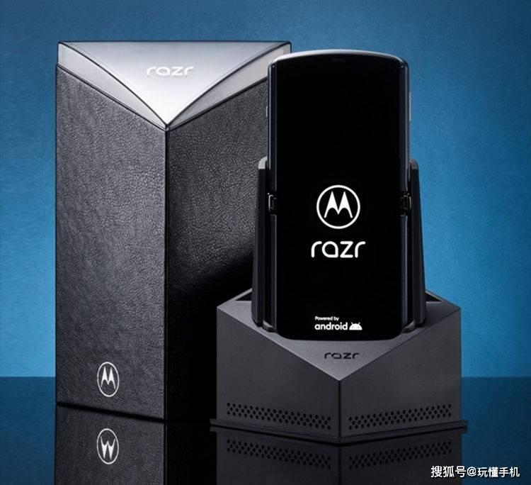 原创            摩托罗拉 Razr 5G 刀锋折叠屏手机:折叠20万次也不坏的秘密