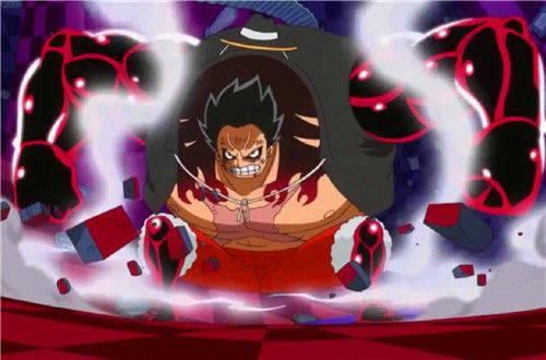 海贼王:武装色霸气与流樱详解,武装色分三个阶段,雷利的最高级