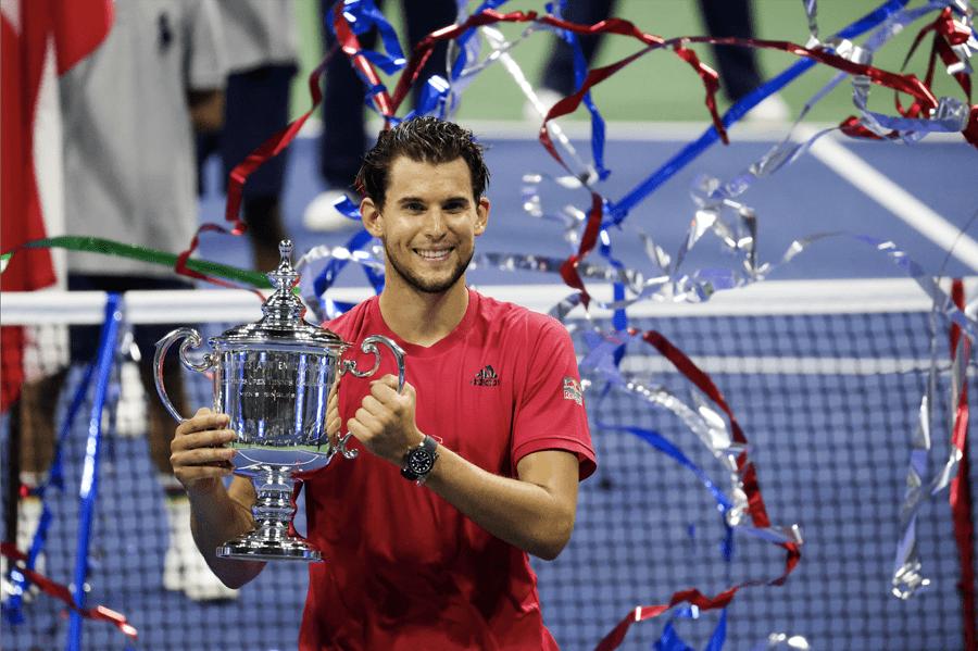 蒂姆名震英国网球大师赛 获得职业发展第一个全满贯