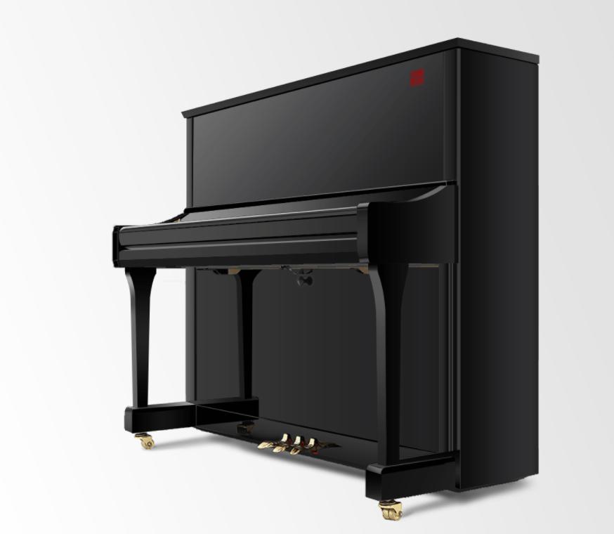 西安星海钢琴专卖店分享星海收藏纪念版H70立式