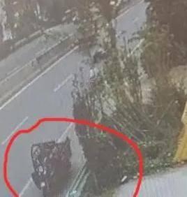 漯河人注意这个蓝色三轮摩托车!