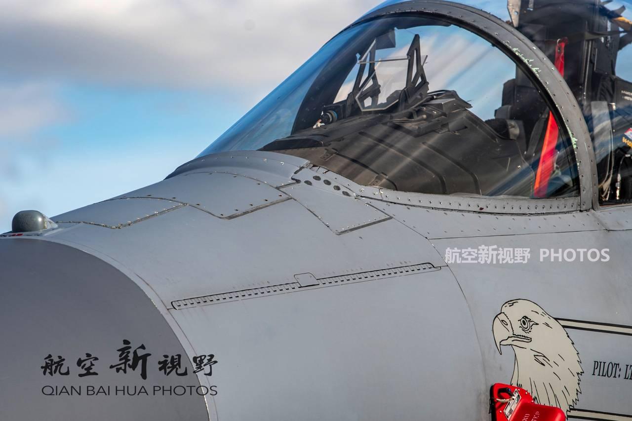 从不扔火箭弹F-15C简便直接只为空战不成鄙夷的重型三代机