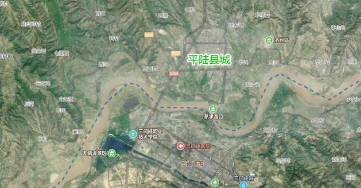 三门峡市区人口_三门峡市最新人口数据公布