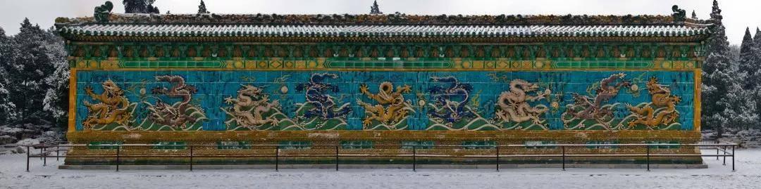 威严肃静,中国的照壁艺术