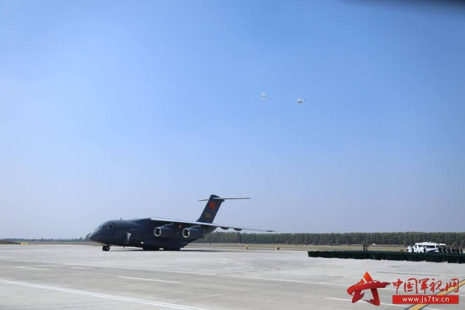 【直击现场】第七批在韩中国人民志愿军