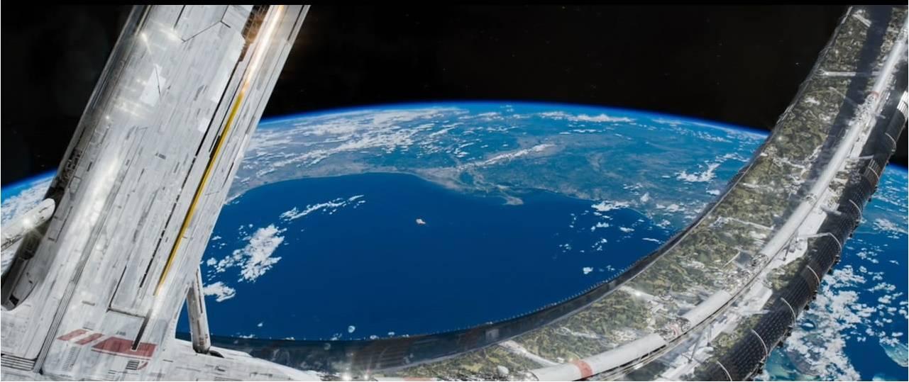 航行两百亿公里,旅行者最后拍摄的一张