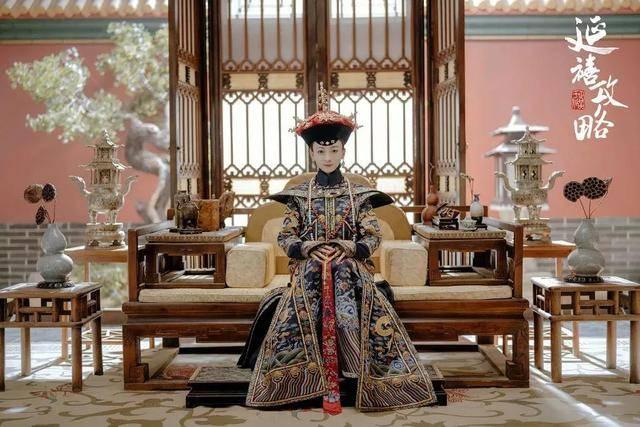 《延禧攻略》被雪藏的原因:宣扬皇族奢华之风,勾心斗角影响社交