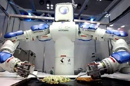 <strong>看看机器人和食品工业如何一起创造一个</strong>