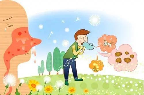 """身体出现这5个""""异常"""",可能与过敏性鼻炎有关!"""