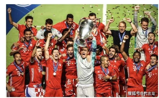 最新欧冠夺冠赔率:曼城力压利物浦排第2,拜仁卫冕机遇年夜