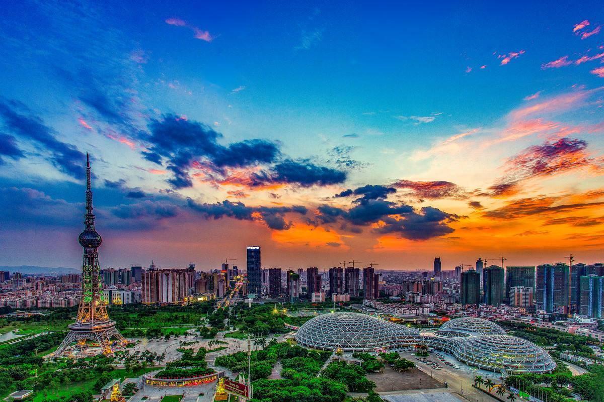 广东最受青睐的大都市:比珠海更宜居 不