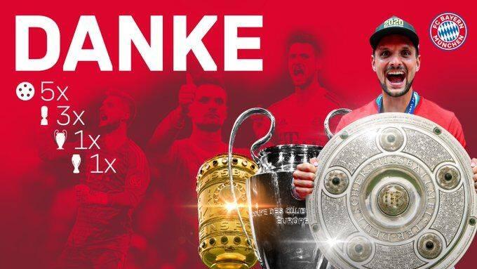 官方:乌尔赖希加盟德乙汉堡 拜仁承担大