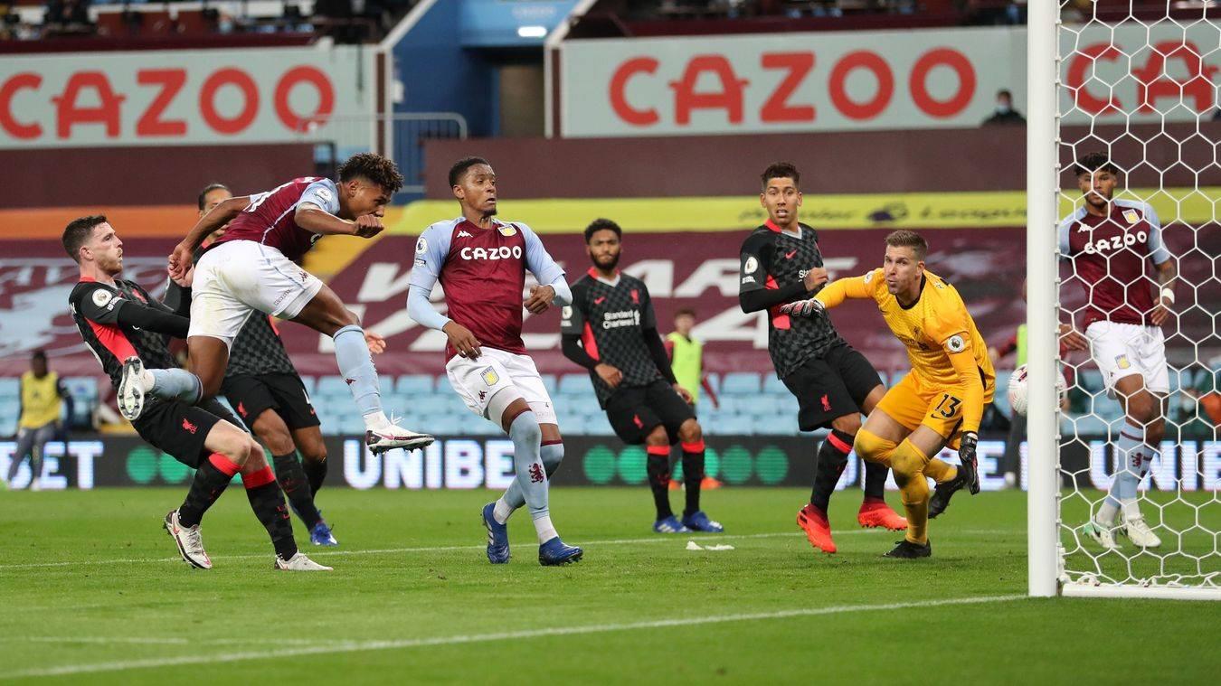 妖锋3球1助萨拉赫两球 利物浦2-7惨败维拉