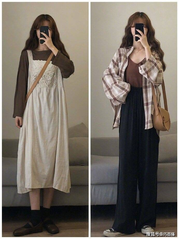 这两种复古颜色搞定秋冬穿搭!时髦又显气质范儿