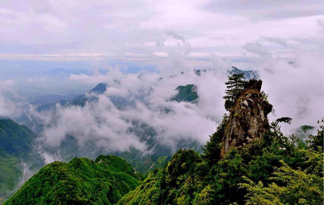 ag体育娱乐:陕西被忽视的公园 有四个景点和40个景点 是国家森林公园