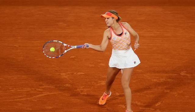 三盘大战晋级!澳网冠军首进法网四强,距离冠军仅差2场胜利!