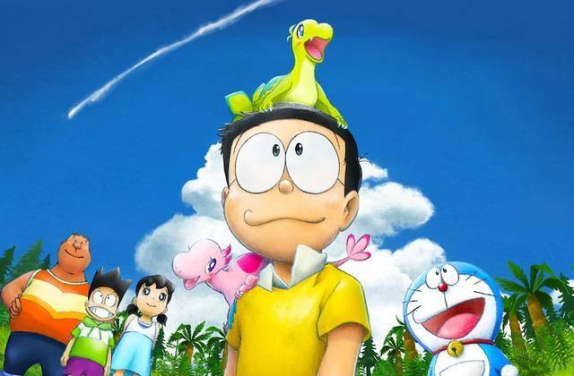 """哆啦A梦新电影《大雄的新恐龙》确定引进 看过精神污染""""6张图""""的表示回不去了"""
