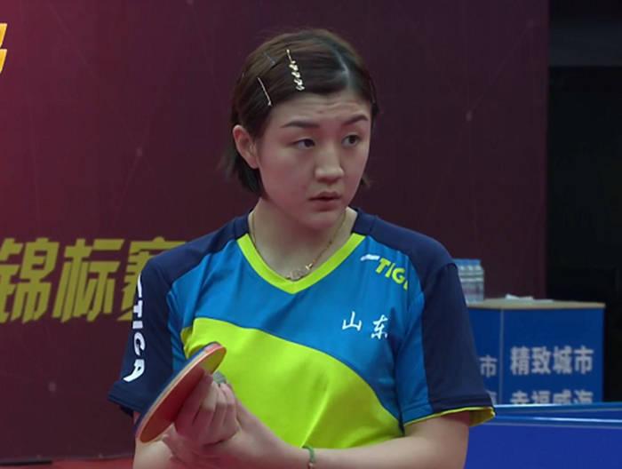 刘公认的中国乒乓球世界第一!陈萌谈女