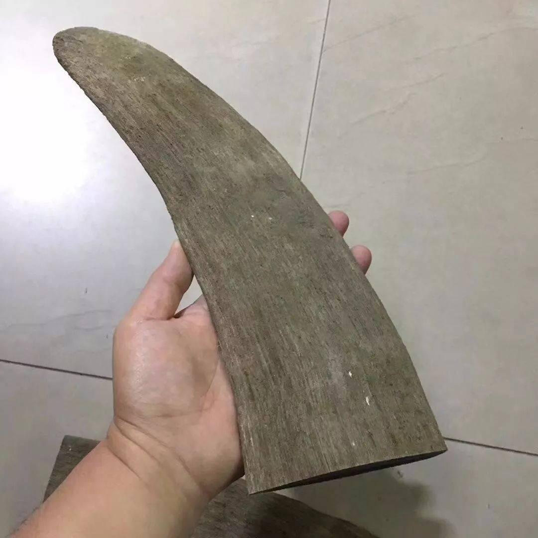 披毛犀角鱼籽纹和竹丝纹是什么样的?披毛犀角如何辨别真假?-第5张图片