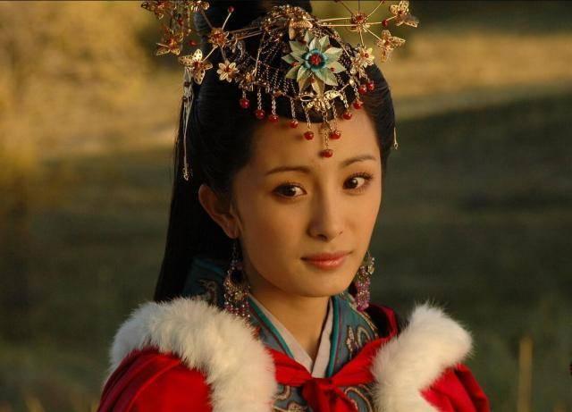 流量女王杨幂,颜值和演技双双上线,智