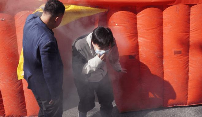 体育运动项目开展 冬季消防安全工作不可少