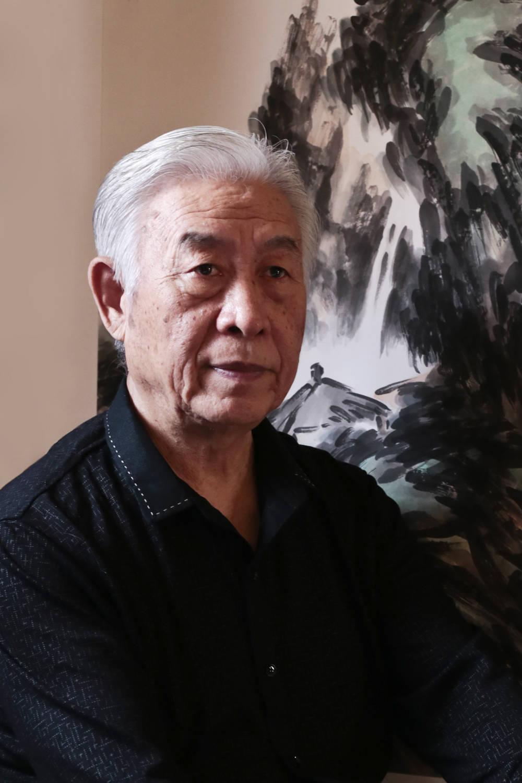 当代画家田力:北京胡同系列版画作品欣赏