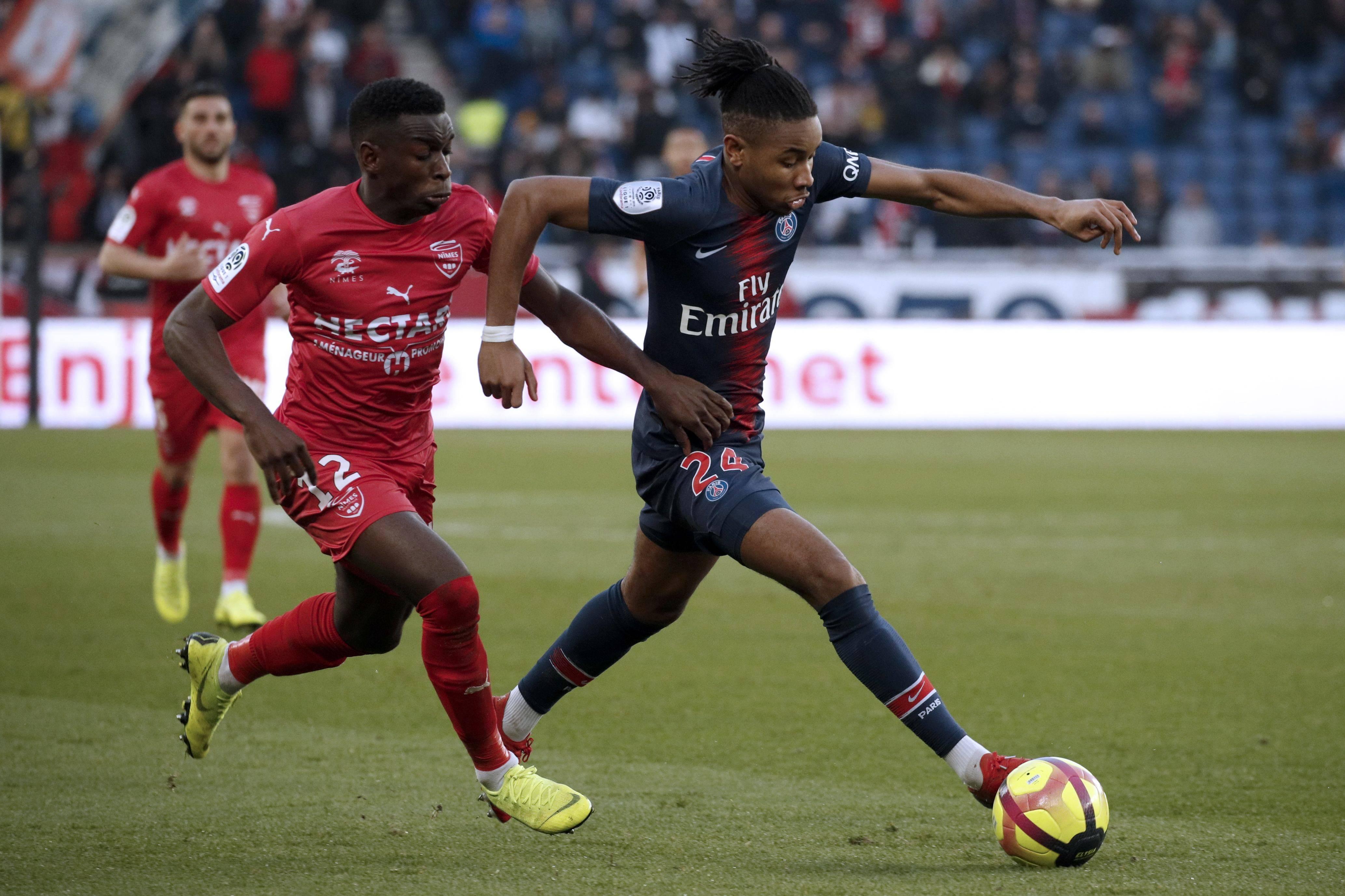 今天的推荐:0:00法国尼姆vs巴黎圣日耳曼
