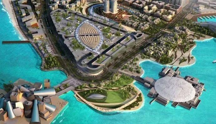 去阿布扎比,畅享奢华之旅:不可错过的迪拜首都中心!