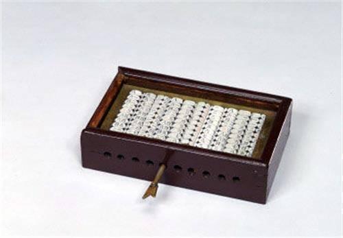 """康熙首次见到""""计算器"""",悄悄对儿子说了6字,透露出大清的愚昧"""