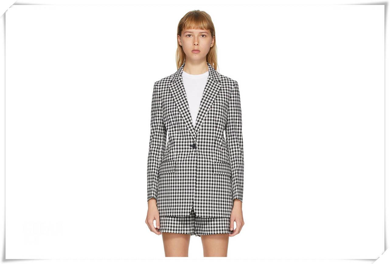西装外套造型怎样与众不同?潮流女生首选的款式是它!