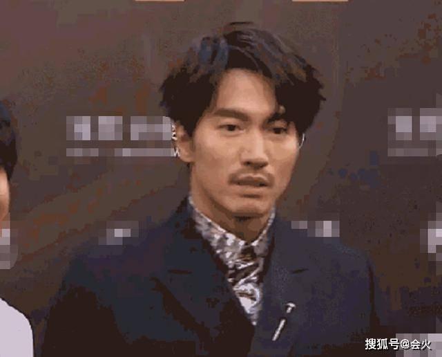 43岁言承旭近照曝光,胡子拉碴显憔悴,网友感叹:岁月催人老