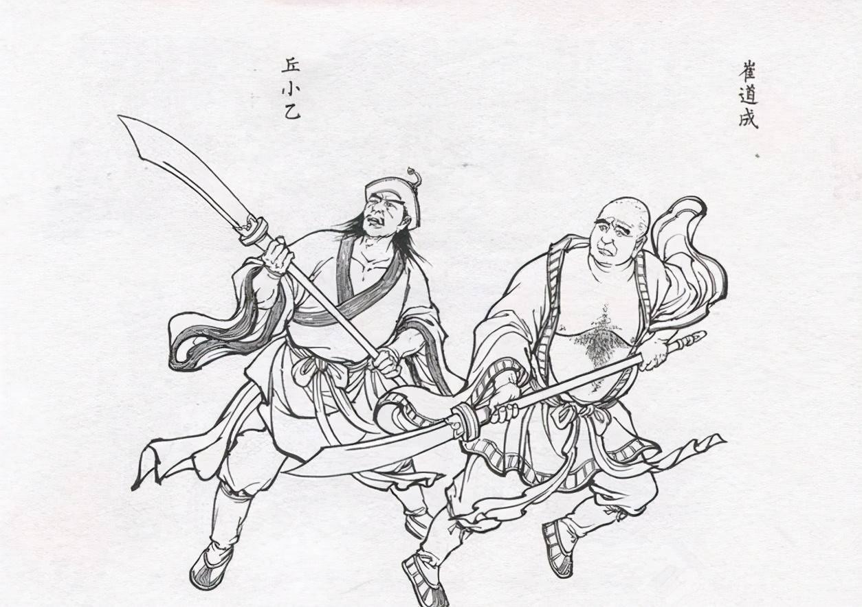 郑屠蒋门神有多倒霉:鲁智深武松干掉了多少潜在的梁山好汉?