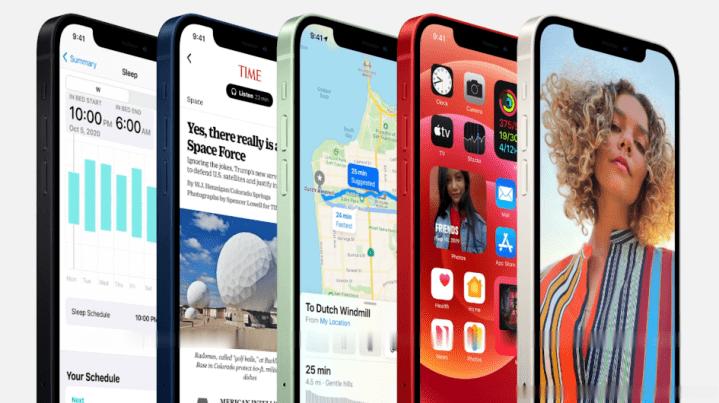 iPhone12系列手机均支持5G_iPhone12五种颜色 网络快讯 第11张