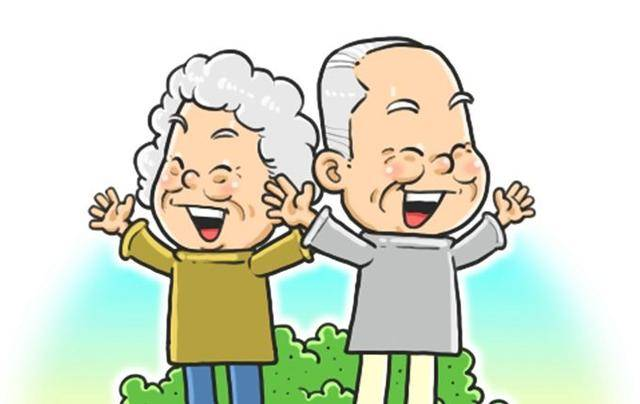 人口老龄化的表现_人口老龄化图片
